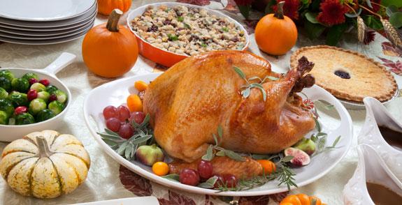 Lecciones de Braulio.  ¿Qué agradecer en el Thanksgiving?
