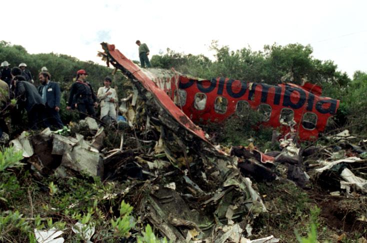 Salen a la luz nuevas versiones sobre la tragedia del avión Avianca