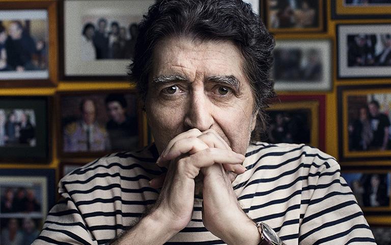 """""""Lo niego todo"""", décimosexto disco en solitario de Joaquín Sabina"""