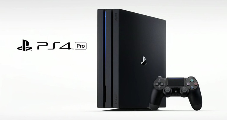 PlayStation 4 Pro más potente y ultra alta definición (4k)