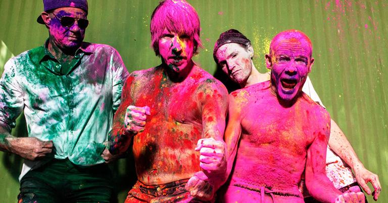 Los Red Hot Chili Peppers participarán en el Festival Internacional de Benicàssim