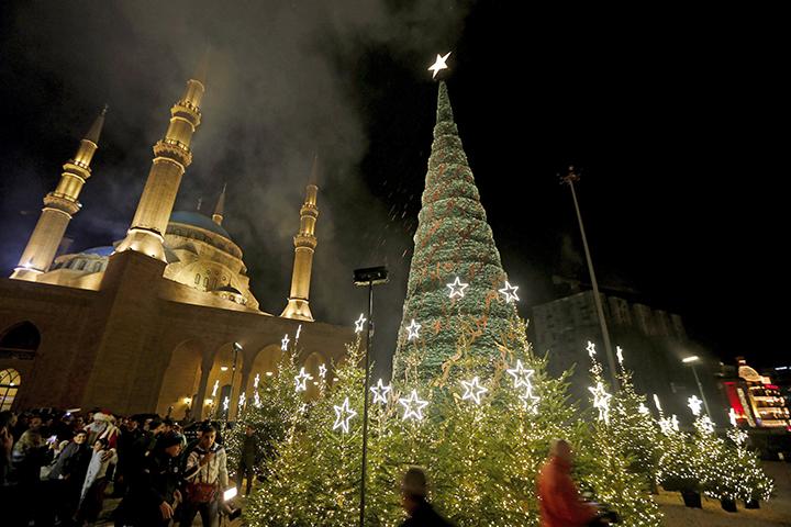 ¿De dónde provienen los ritos de navidad?