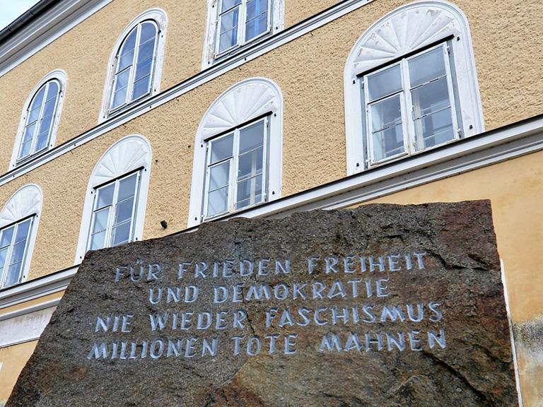 Aprueban expropiación de la casa natal de Hitler en la Alta Austria