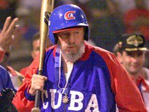 Fidel Beisbol Revista Feel