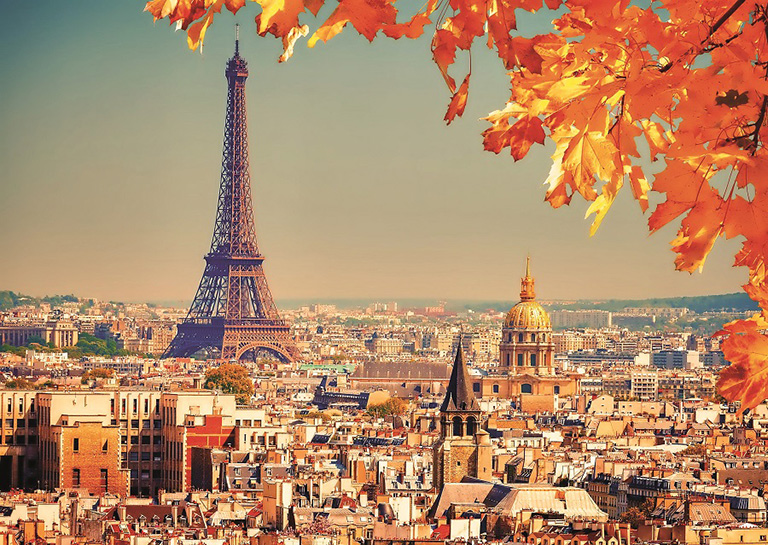 París lanza nueva campaña para turistas