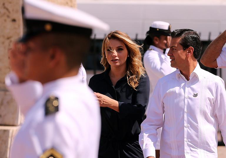 Corte da revés contra espionaje de EPN