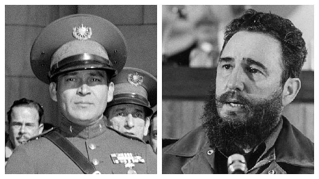Fidel y Fulgencio Revista Feel