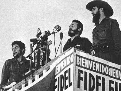 Fidel, Che, Camilo Revista Feel