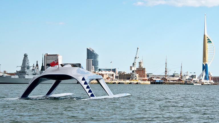 Tecnología e innovación para el superyate de Glider Yatchs