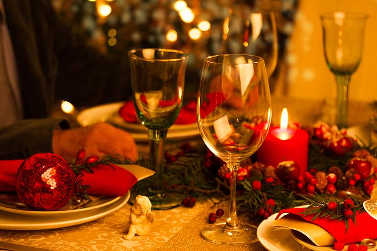 ¿Cuánto comeremos en la cena navideña?