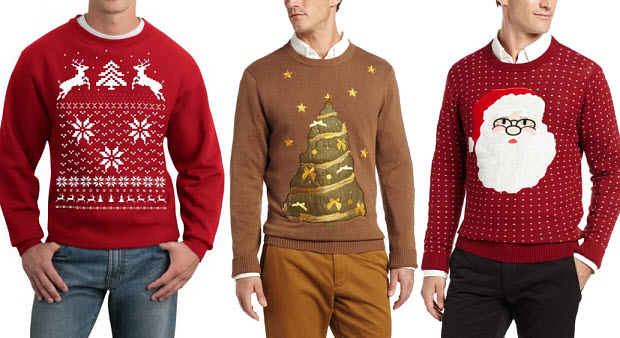 Dile adiós a los 'Ugly Christmas Sweaters'