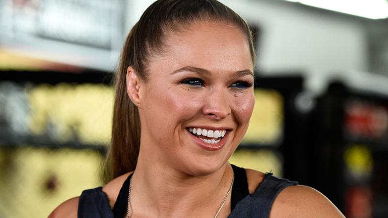 Ronda Rousey regresa a la actuación