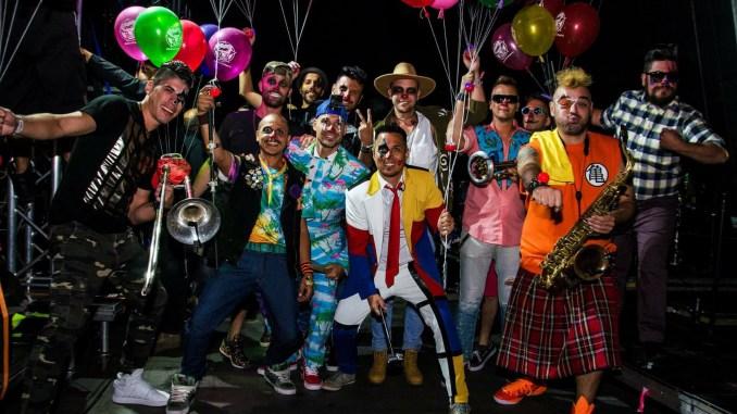 Los Caligaris festejarán 20 años de maroma, circo y ska en la CDMX