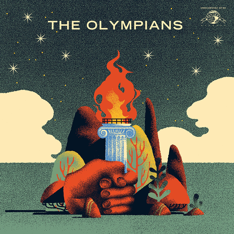 The Olympians, un sueño de la antigua Grecia hecho música
