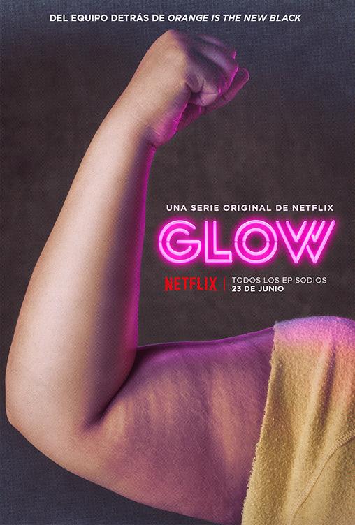 Garra. Glamour. Gloria. Glow
