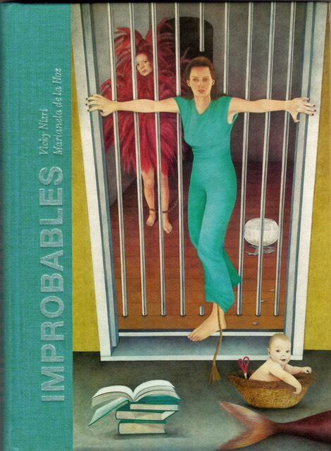 Improbables: Un libro escrito e ilustrado por coincidencias