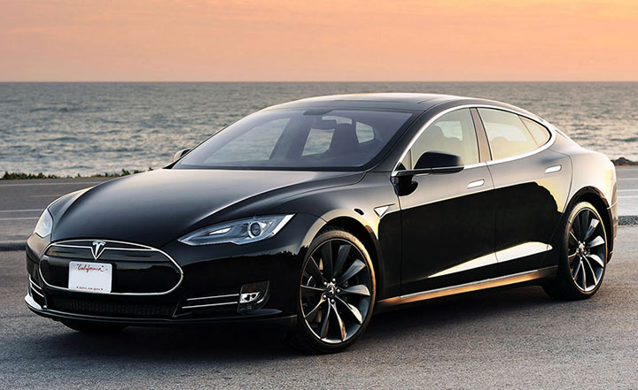 Tesla Motors supera a Ford en su valor en el mercado