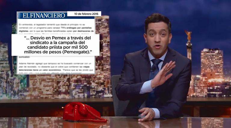 Chumel Torres nos habla de Sindicatos Corruptos