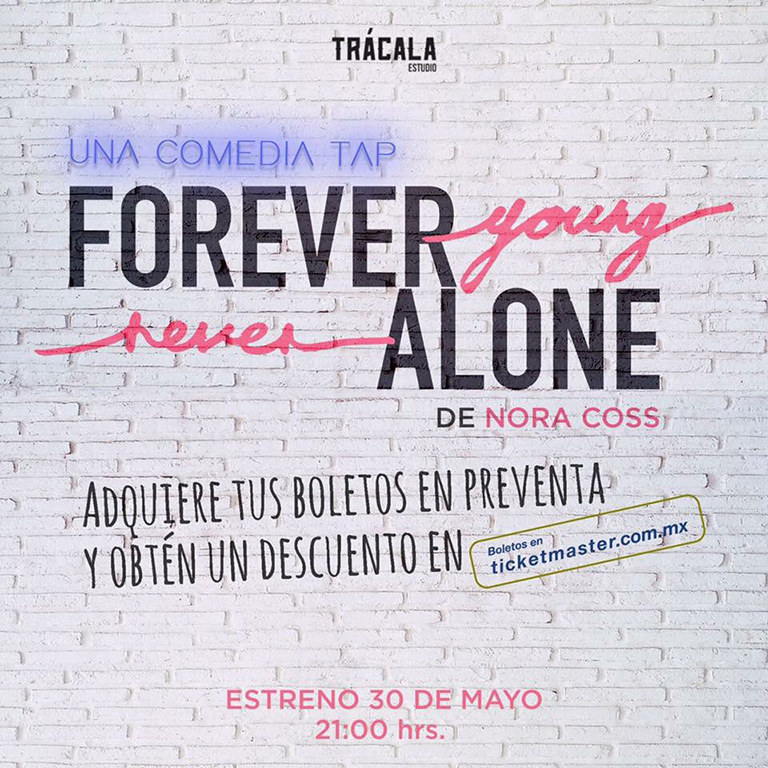 Forever Young Never Alone