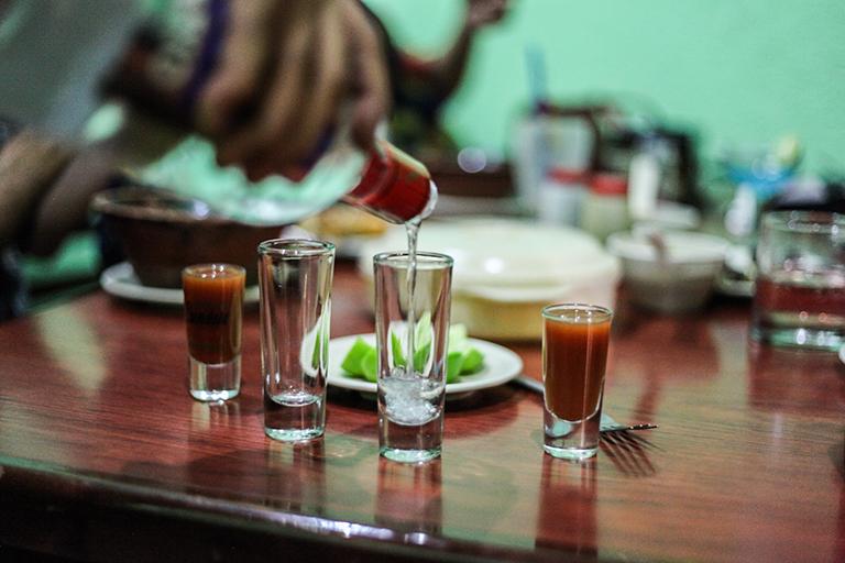 Más de 180 tequilas en un solo lugar: Cantina Salón España
