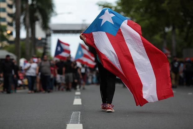 Los Puertorriqueños prefieren ser parte de EU