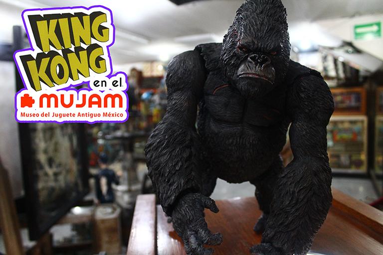 King Kong en el MUJAM