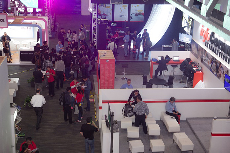 México tendrá expo de audio, video e iluminación