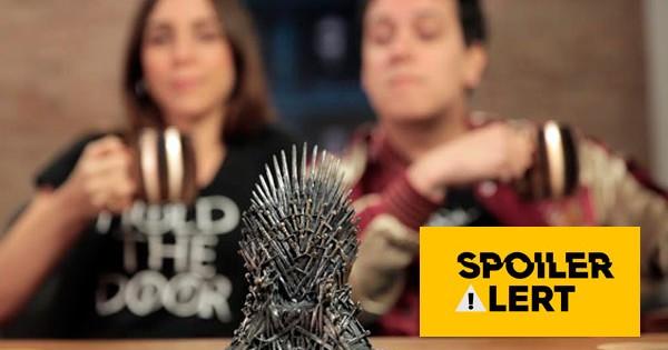 'Spoiler Alert', el debate de Game of Thrones