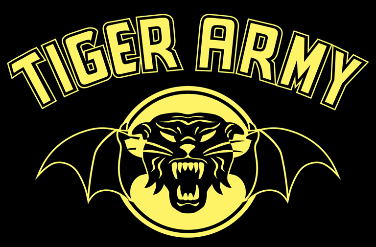 ¡Agárrense, Tiger Army vuelve a México!