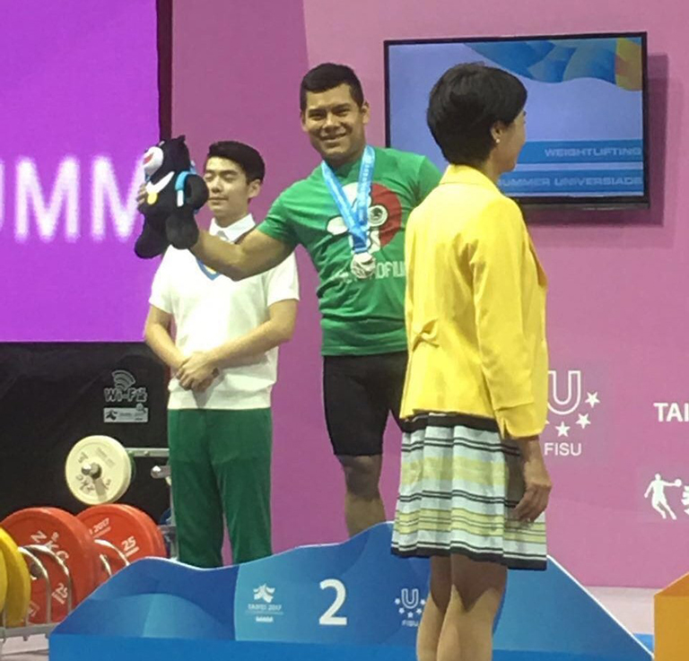 Mexicanos ya brillan en la Universiada Mundial 2017