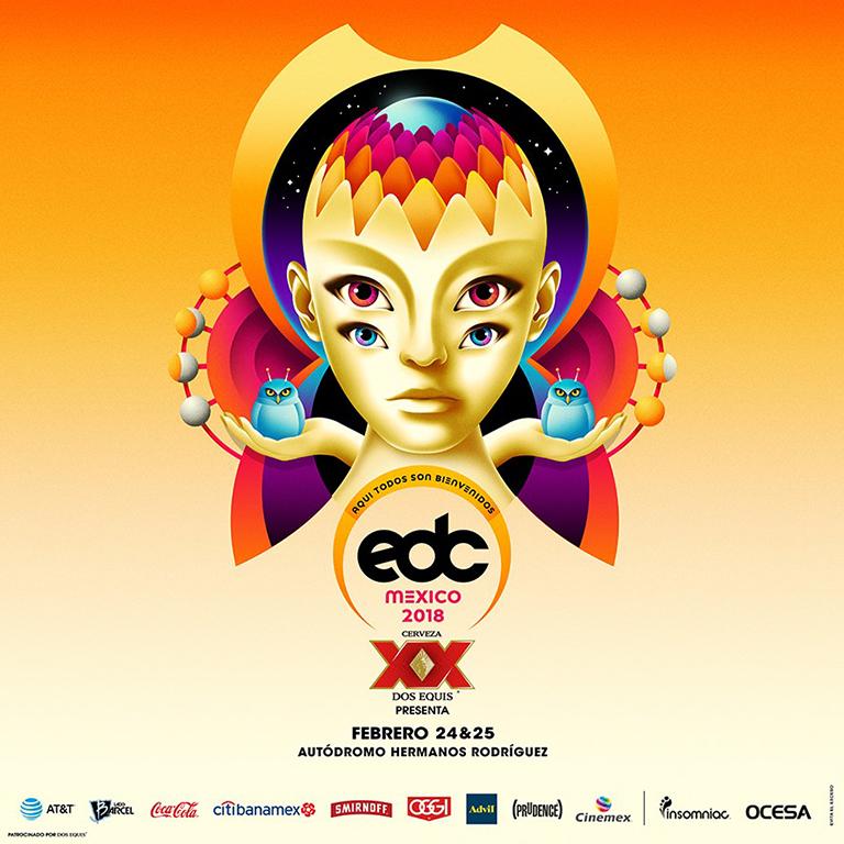 Tenemos fechas para el EDC México 2018