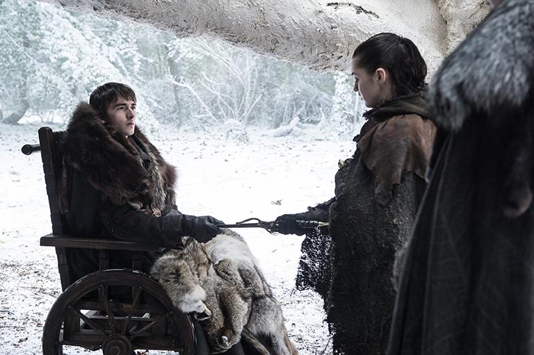 El cambio de 'Bran Stark' en Game of Thrones