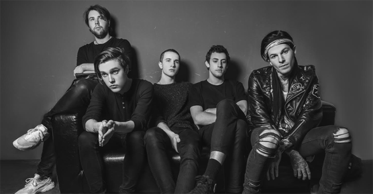 Anuncian a 'The Neighbourhood' en El Plaza Condesa