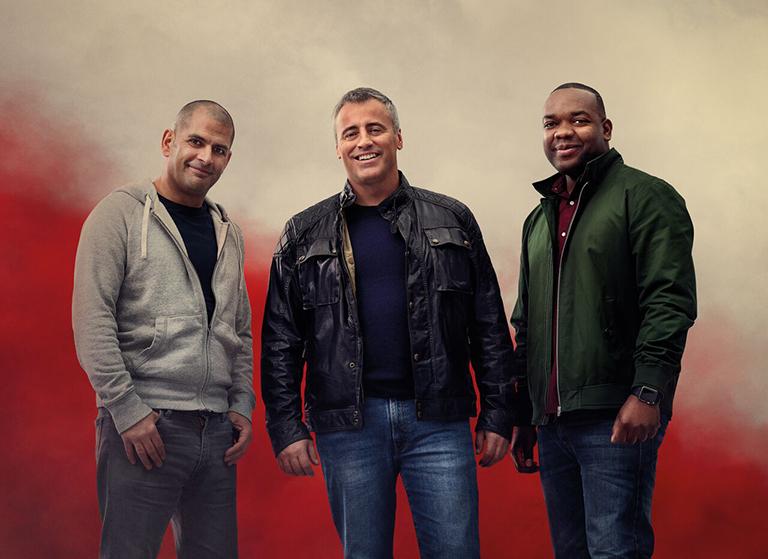 ¡Ahora Top Gear, en Discovery!