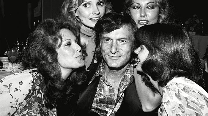 Fallece Hugh Hefner, fundador de Playboy