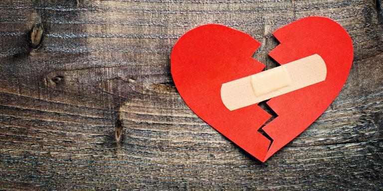 10 cosas que no debes hacer con el corazón roto