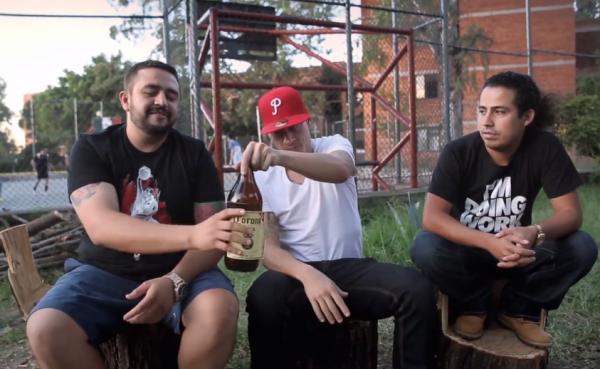 Somos Lengua – Kyzza Terrazas (2016)