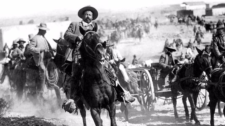 El más famoso personaje mexicano: Francisco Villa