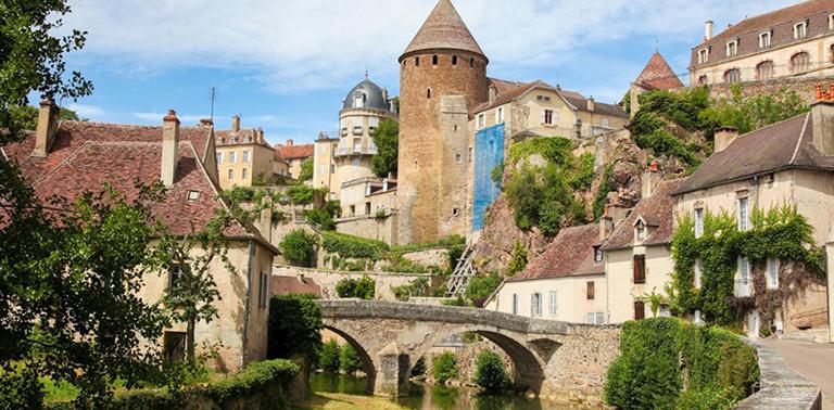 Borgoña Francia, encanta el paladar, los sentidos y las emociones