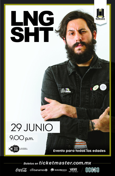 Lng/SHT en El Plaza Condesa