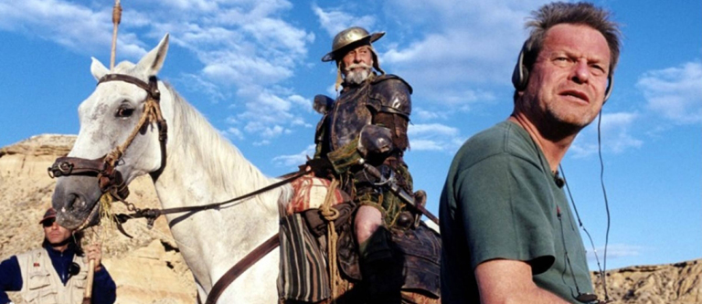 Terry Gilliam y el Quijote maldito.