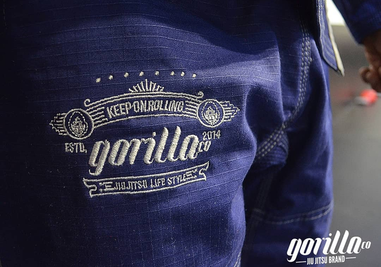 ¿Ya conoces a Gorilla Co. Jiu-jitsu Brand?
