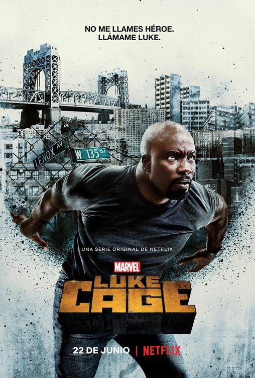 Ya está el adelanto de la segunda temporada de Marvel – Luke Cage