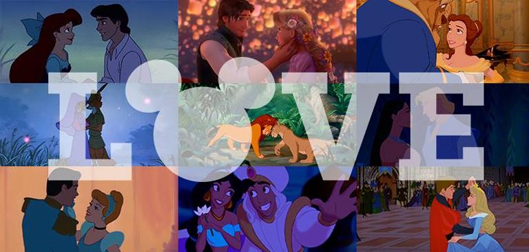 10 canciones de Disney para enamorarte
