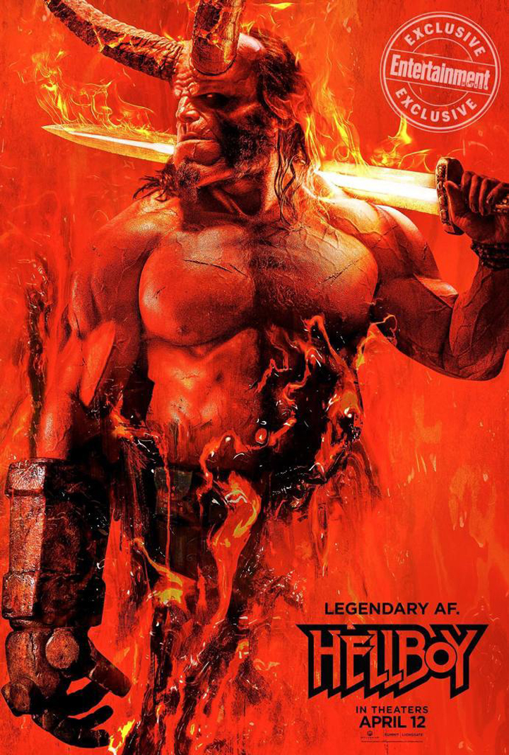 Regresa Hellboy