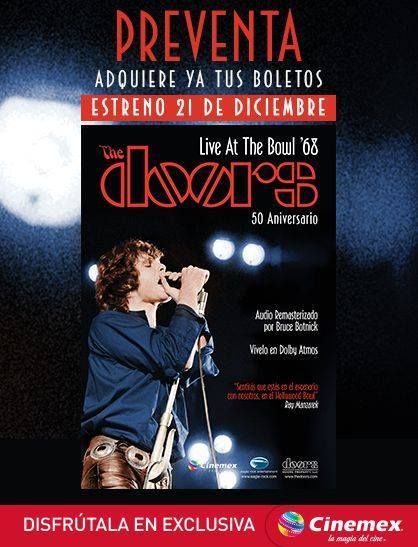 THE DOORS  en vivo
