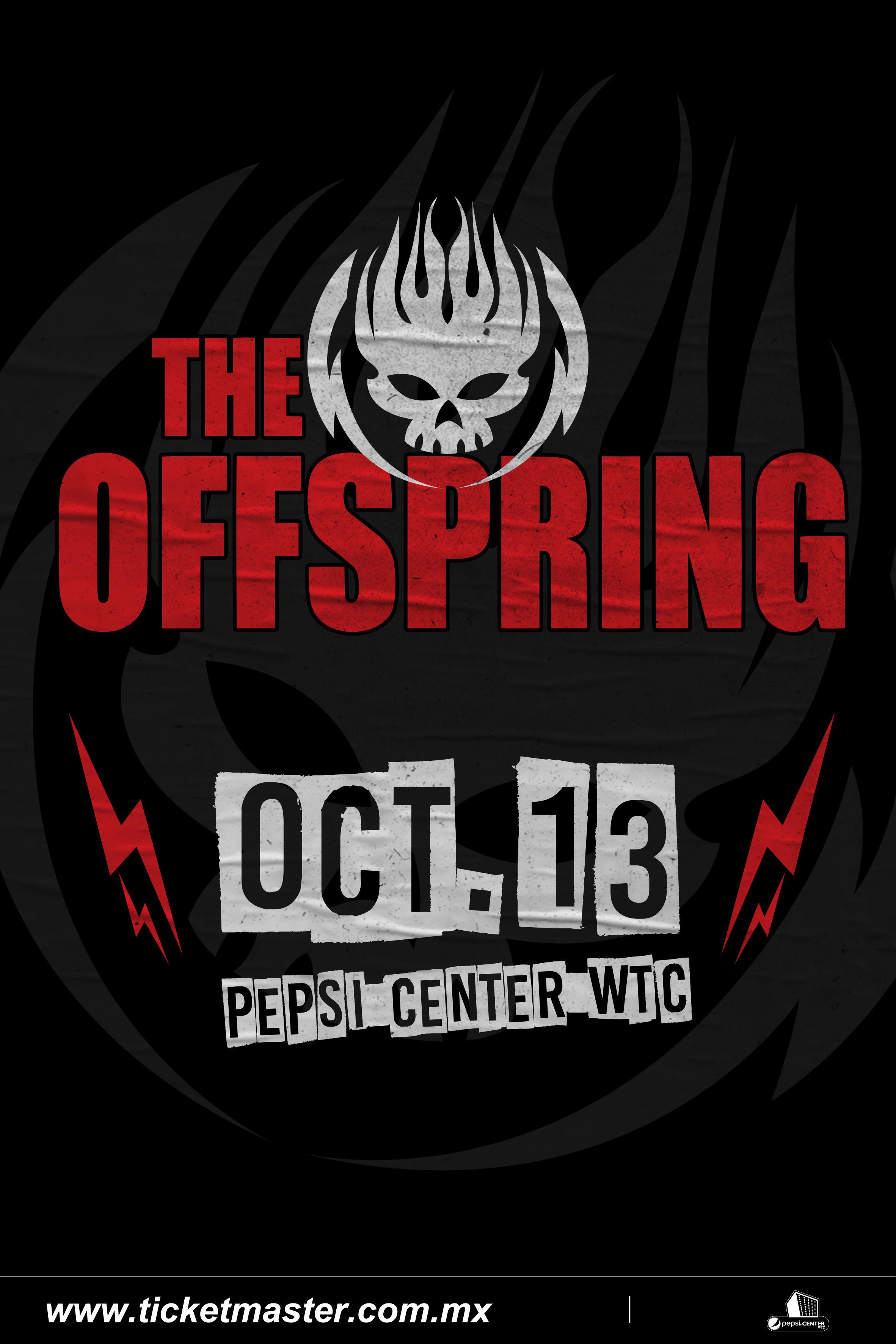 The Offspring regresa a México
