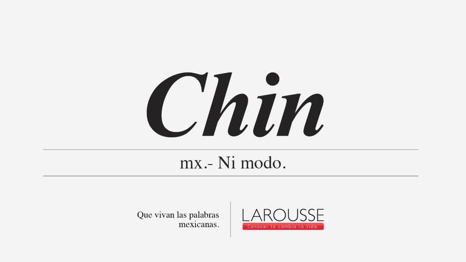 Mexicanismos Larousse