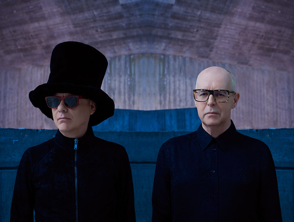 All day! All day! Pet Shop Boys sigue siendo el 'Hotspot'